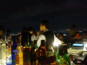 Bangkok rooftop bar Vertigo - Image © Miguel Major