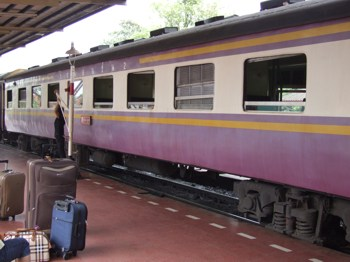 thailand train hat yai to bangkok